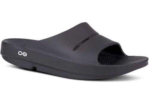 OOFOS OOahh Slide Sandal unisex  Black