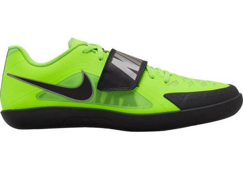 Nike Zoom Rival SD 2 unisex  ElectricGreen/Black-MtlcPewter (300)