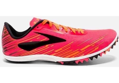 Brooks Mach 18 spikeless women  Pink/Orange/Black (667)